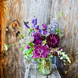 Wild and rustic mix