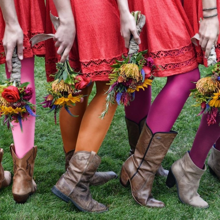 Boots & Bouquets
