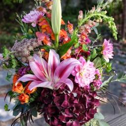 Lush lilies & more