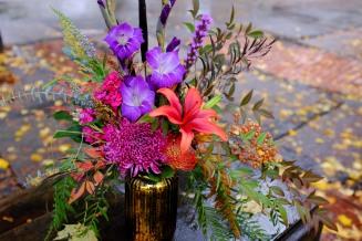 Bright & warm bouquet